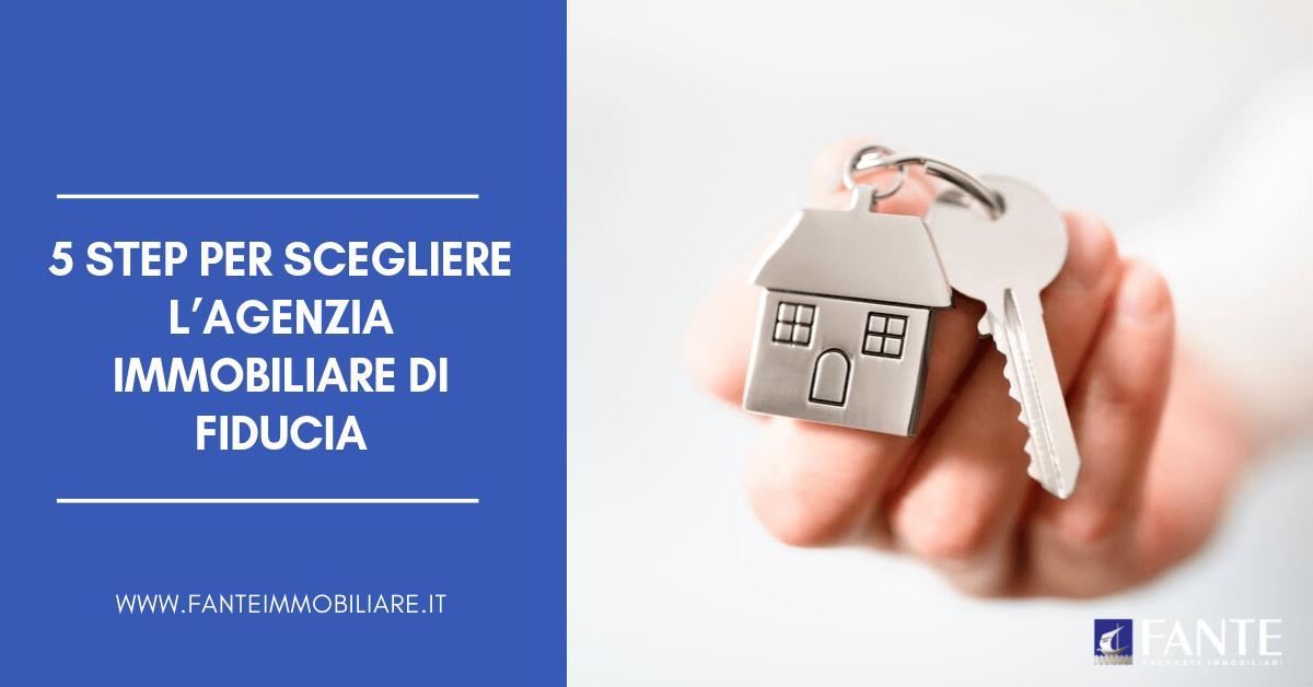 Scegliere l'agenzia immobiliare in cinque mosse