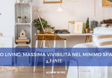 Micro living: massima vivibilità nel minimo spazio
